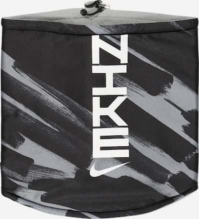 NIKE Accessoires Sports Scarf '2.0 REVERSIBLE' in Grey / Black / White, Item view
