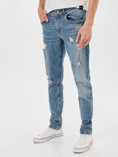 Redefined Rebel Jeans 'Stockholm' in blue denim, Modelansicht