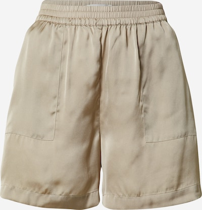 Pantaloni ICHI pe gri, Vizualizare produs