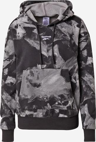 Reebok Sport Sweatshirt in Black