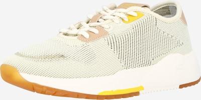 CAMEL ACTIVE Sneaker in braun / gelb, Produktansicht
