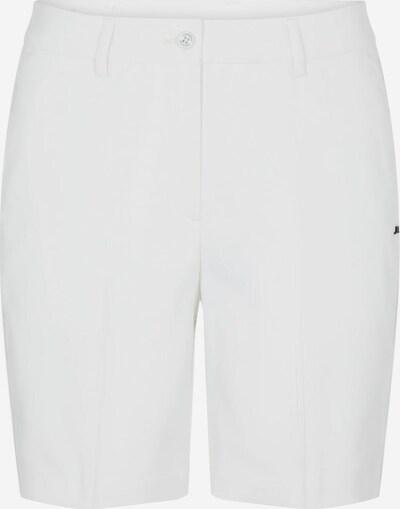 J.Lindeberg Sporthose 'Gwen' in weiß, Produktansicht