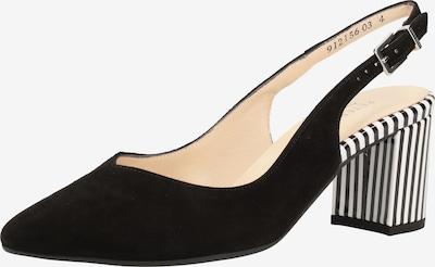 PETER KAISER Pumps in schwarz / weiß, Produktansicht