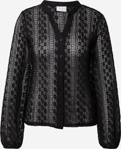 VILA Bluse 'JENNIE' in schwarz, Produktansicht