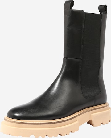 ABOUT YOU Chelsea Boots 'Isabell' in Black