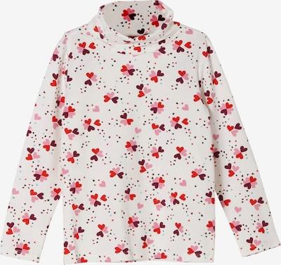 s.Oliver Shirt in rosa / himbeer / hellrot, Produktansicht
