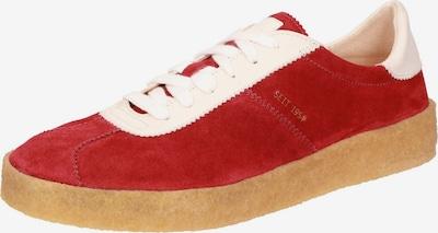 SIOUX Sneaker 'Grash' in rot, Produktansicht
