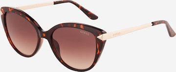 GUESS Sunglasses in Brown