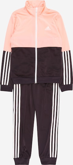 ADIDAS PERFORMANCE Trainingspak in de kleur Pruim / Rosa / Zwart, Productweergave