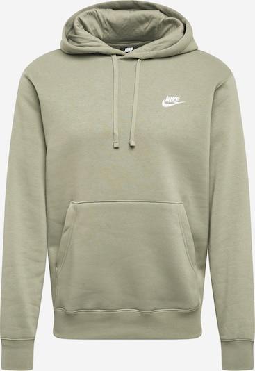 Nike Sportswear Sweatshirt 'CLUB' in khaki, Produktansicht