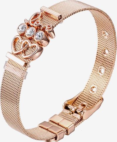 Heideman Bracelet 'Milanaise' en or, Vue avec produit