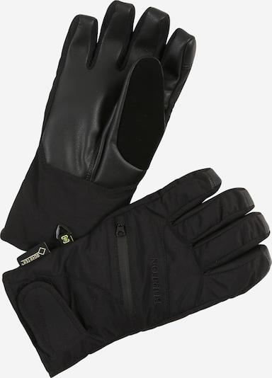 BURTON Sporthandschuhe in schwarz, Produktansicht