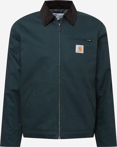 Carhartt WIP Tussenjas 'Detroit' in de kleur Smaragd / Zwart, Productweergave
