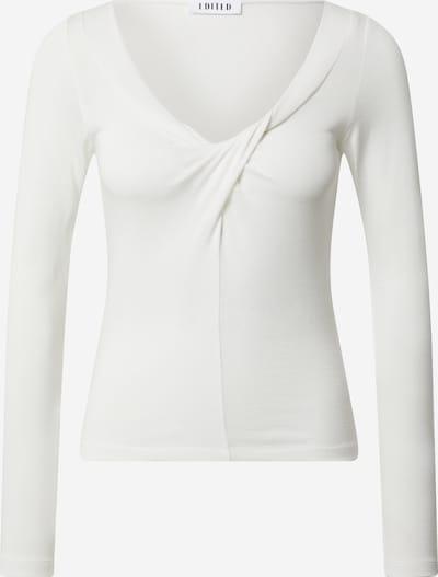 fehér EDITED Póló 'Meriem', Termék nézet