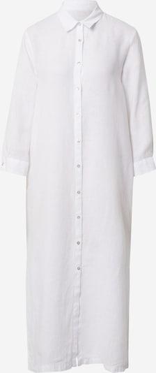 120% Lino Robe-chemise en blanc, Vue avec produit