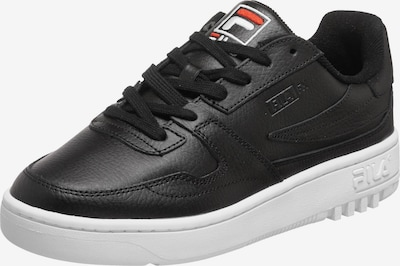 FILA Låg sneaker 'Ventuno' i röd / svart / vit, Produktvy