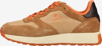 GANT Sneaker in braun / orange, Produktansicht