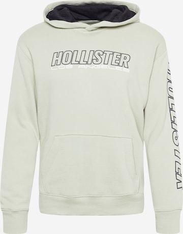 HOLLISTER Sweatshirt in Grün