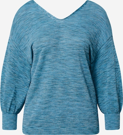 UNITED COLORS OF BENETTON Trui in de kleur Blauw: Vooraanzicht