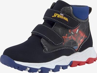 DISNEY Sneaker in navy / rot / schwarz, Produktansicht