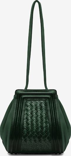 Gretchen Schultertasche in grün, Produktansicht