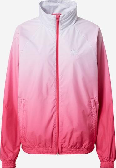 ADIDAS ORIGINALS Trainingsjack 'Adicolor' in de kleur Rosa, Productweergave