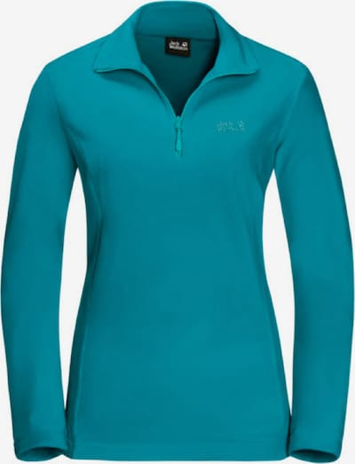 JACK WOLFSKIN Sweatshirt 'Gecko' in pastellblau, Produktansicht