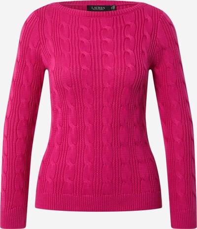 Lauren Ralph Lauren Пуловер 'AJANON' в тъмнорозово, Преглед на продукта