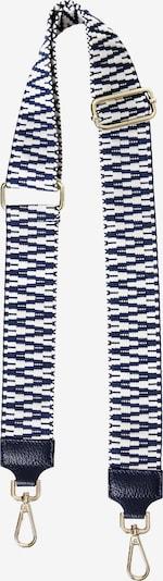 Emma & Kelly Tragegurt für Taschen in marine / weiß, Produktansicht