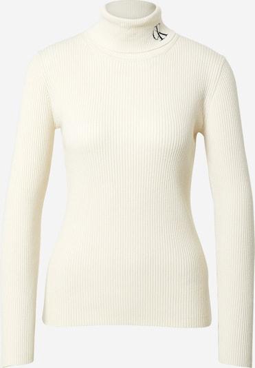 Calvin Klein Jeans Pullover in beige, Produktansicht
