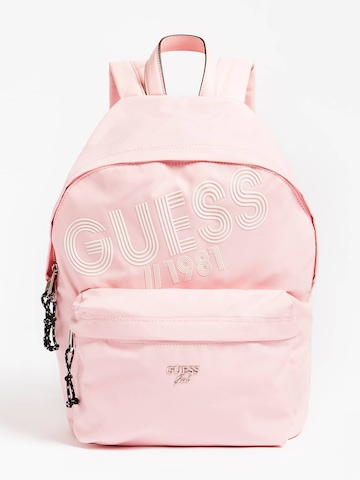 GUESS Rucksack in Pink