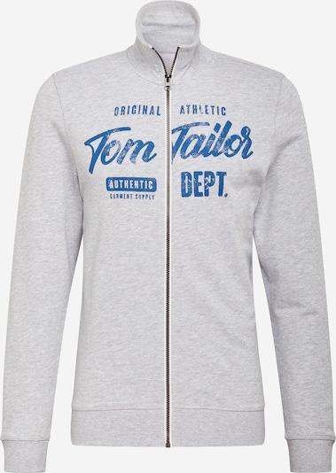 kék / szürke melír TOM TAILOR Tréning dzseki, Termék nézet