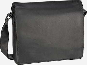 LEONHARD HEYDEN Crossbody Bag ' Ottawa 6872 ' in Black
