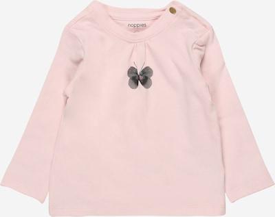 Maglietta Noppies di colore blu / grigio / rosa chiaro / nero, Visualizzazione prodotti
