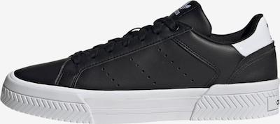 ADIDAS ORIGINALS Sneaker 'Court Tourino' in schwarz / weiß, Produktansicht