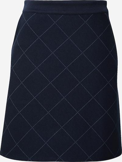 TOM TAILOR Rok 'gridcheck' in de kleur Blauw, Productweergave