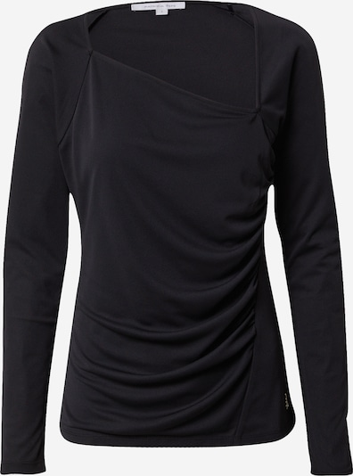 PATRIZIA PEPE Shirt 'MAGLIA' in de kleur Zwart, Productweergave