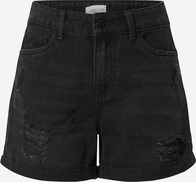 Hailys Jeans 'Luna' in black denim, Produktansicht