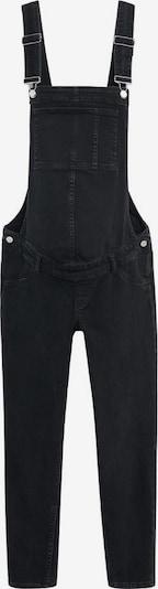 MANGO Latzhose in schwarz, Produktansicht