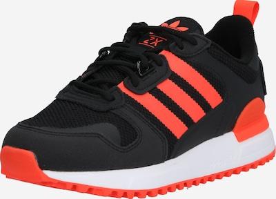 ADIDAS ORIGINALS Sneaker in rot / schwarz, Produktansicht