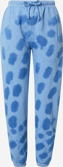 Daisy Street Hose 'MEGAN' in blau / hellblau, Produktansicht
