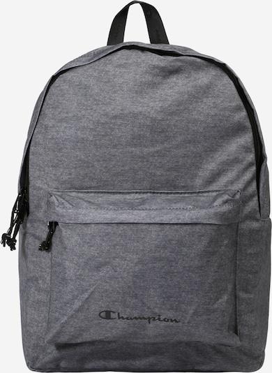 Champion Authentic Athletic Apparel Sac à dos 'FW21' en gris foncé / noir, Vue avec produit