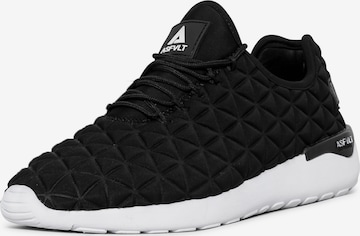 ASFVLT Sneaker 'Speed Socks' in Schwarz