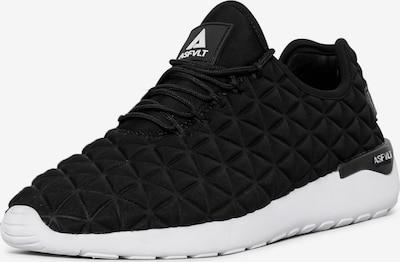 ASFVLT Sneaker 'Speed Socks' in schwarz / weiß, Produktansicht
