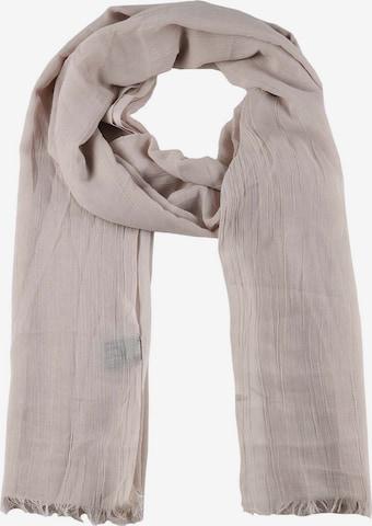 Zwillingsherz Sjal i beige