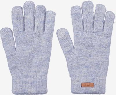 Barts Handschuhe in hellblau / blaumeliert, Produktansicht