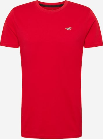 HOLLISTER T-Shirt in Rot