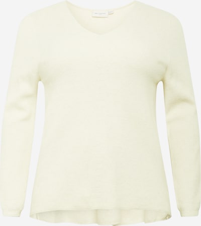 ONLY Carmakoma Sweater 'Atija' in Egg shell, Item view