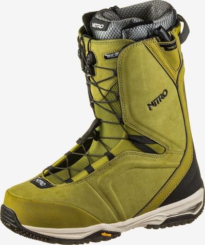 NITRO Snowboard Boots 'Team TLS' in oliv, Produktansicht