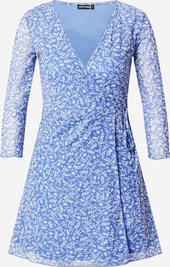 Tally Weijl Robe en bleu roi / blanc, Vue avec produit